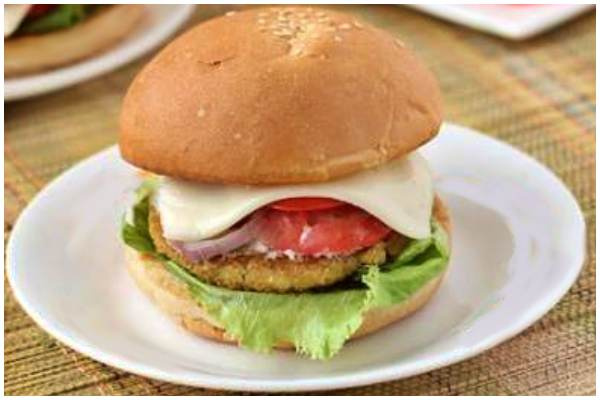 Potato Burger Recipe