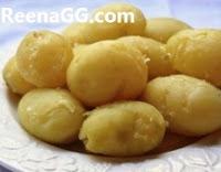 Boiled Potato In Microwave step 7