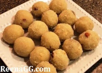 sooji laddu step 9