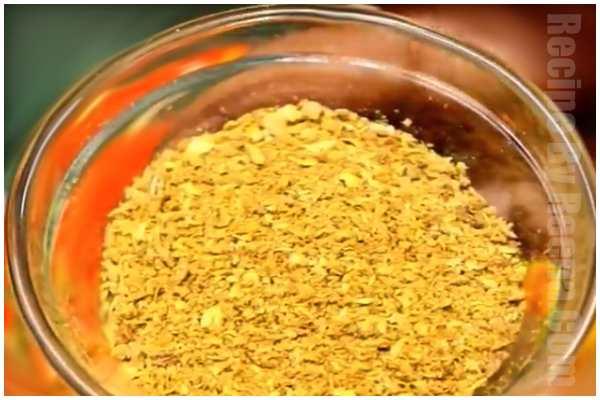 ginger chili pickle step 4