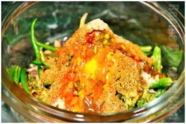 ginger chili pickle step 5