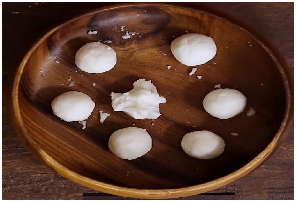 plain rice roti step 4