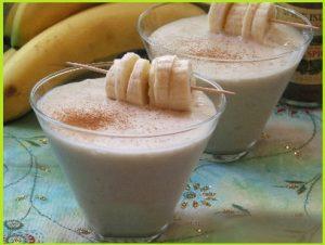 banana sheak