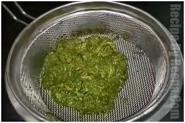 Bathua Raita Recipe Step 3