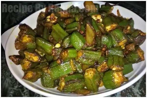 bhindi ki sookhi sabji 6