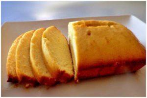 kadhai men bread ka cake banana