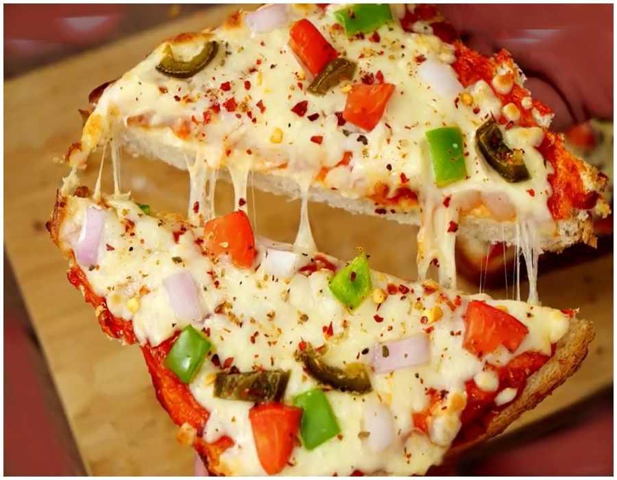 home made pizza recipe