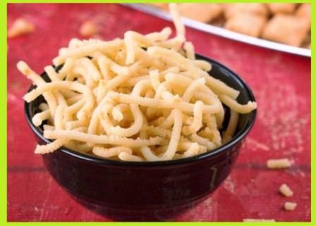 kachri of rice