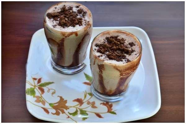 cold coffee hindi recipe