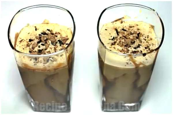cold coffee hindi recipe step 6