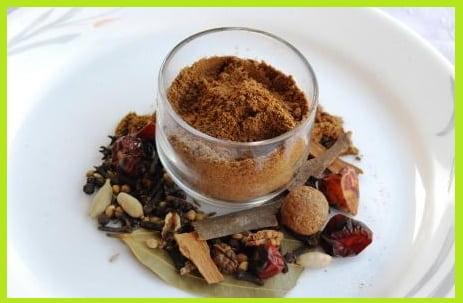 authentic garam masala