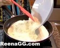 milk powder se khoya 3