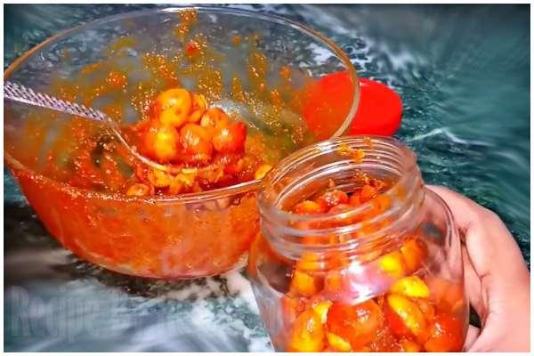 natal plum pickle step 7