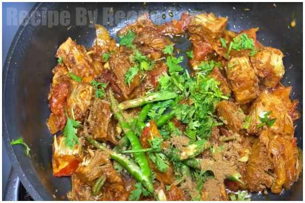 Dry Kathal fry Recipe 6