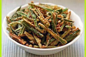 Crunchy Bhendi