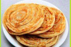 lacche wala parantha