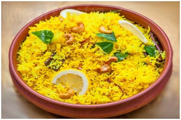 Chitran lemon rice step 7