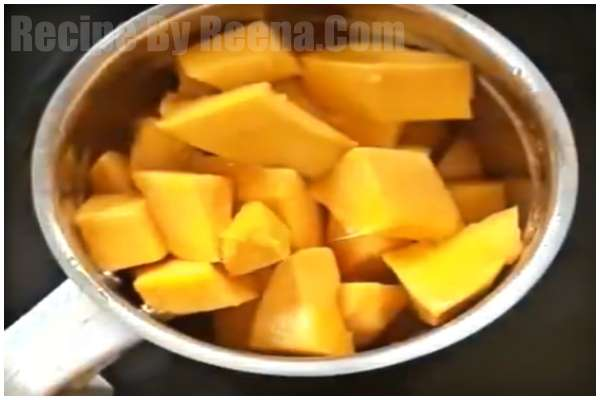 Home Made Mango Kulfi 2