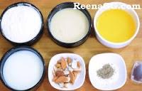 Peda Recipe Step 1