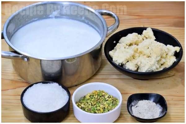 Malai Kulfi Recipe Step 1