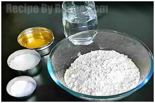 cheeni wala paratha step 1