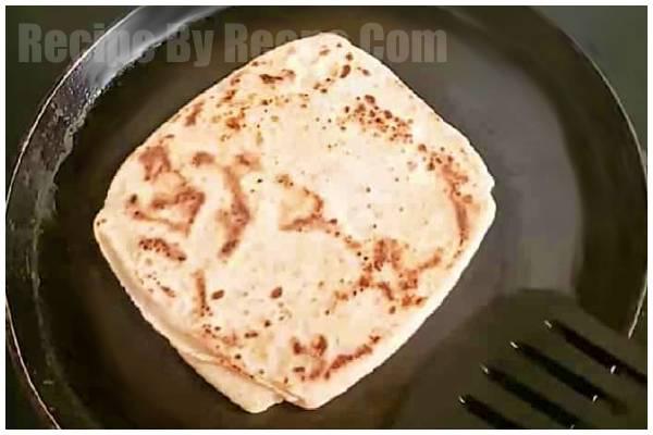 cheeni wala paratha step 6