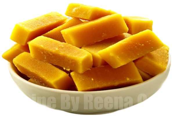 mysore pak recipe step 7