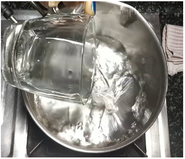 tulsi chai step 3