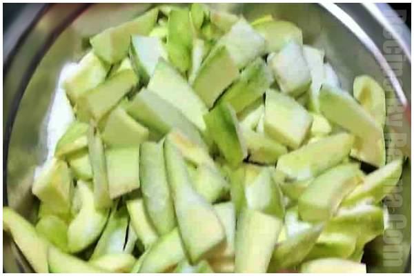 oil free mango pickle step 2
