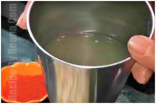 oil free mango pickle step 4