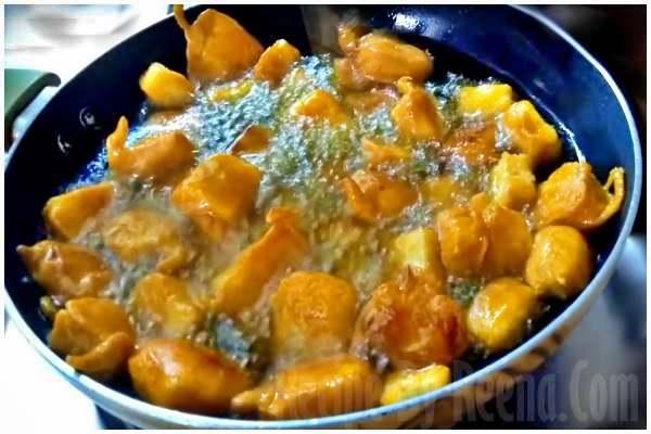 manchurian recipe step 3