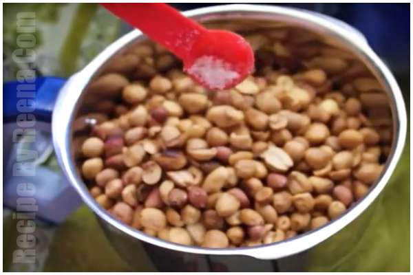 peanut butter step 4