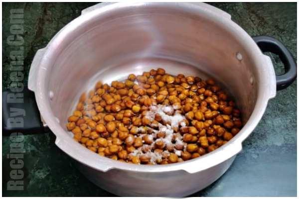 kala chana bhog recipe 1