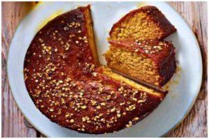 Quinoa Cake Recipe