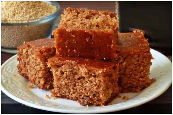 Quinoa Cake Step 12