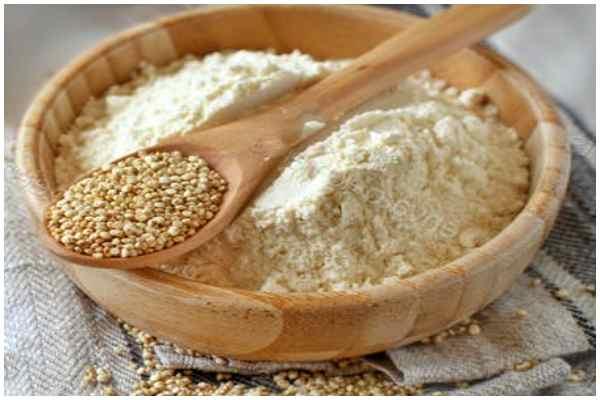 Quinoa ka aata