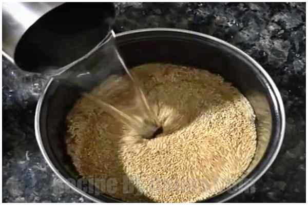 Quinoa Pulao Recipe Step 1