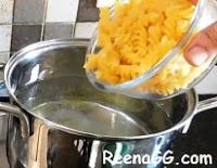 pasta recipe step 2