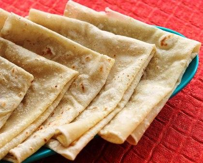Rumali Roti Recipe