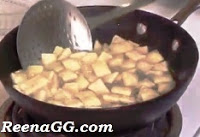 shakkarpaare recipe step 3