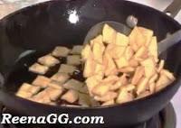 shakkarpaare recipe step 4