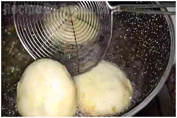 sooji kachori recipi step 6