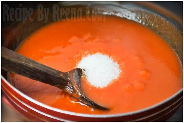 Tomato Ketchup Recipe 6