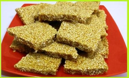 Til Gazak Recipe