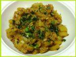 Zucchini Sabzi