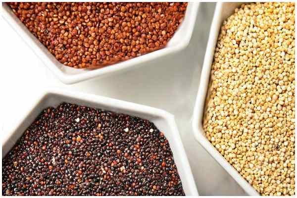 Quinoa ke Prakar